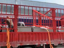 大棚移动泵车